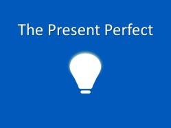 present perfect pic